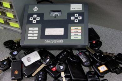 программирование ключа автомобиля