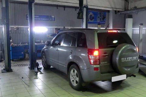 СТО для Suzuki