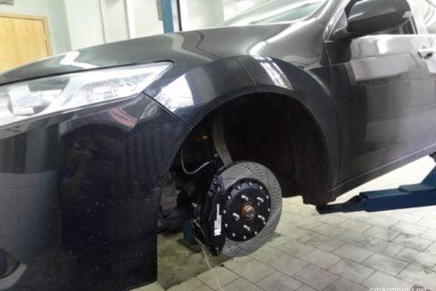ремонт Хонда Аккорд в Минске