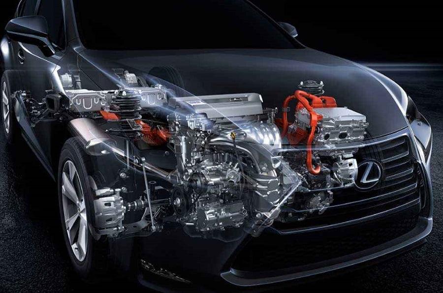 обслуживание Lexus