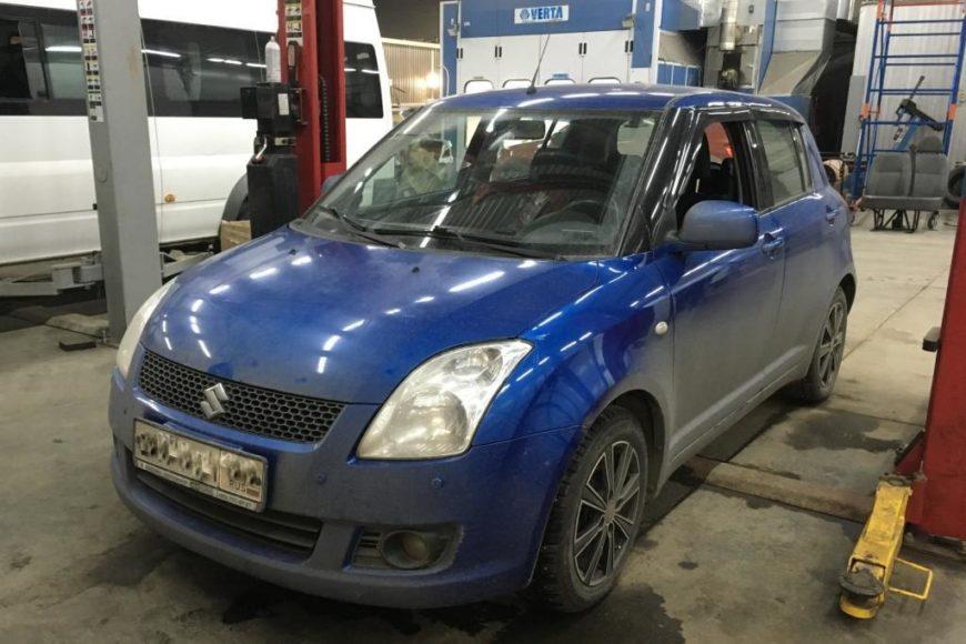 ремонт Suzuki в Минске
