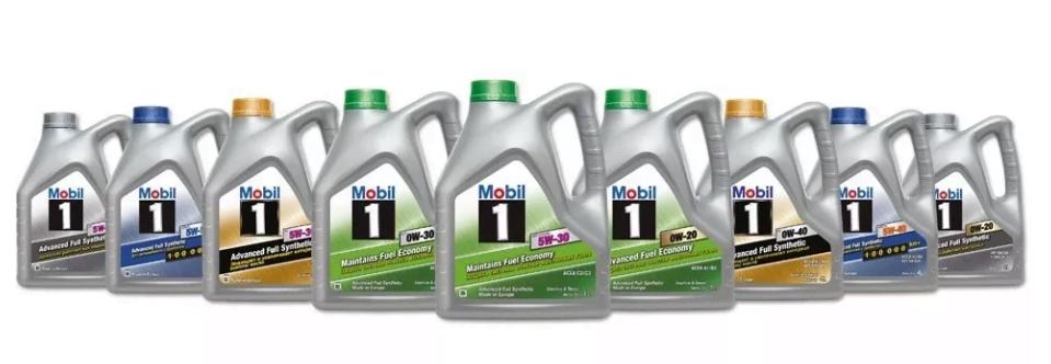 Масла Mobil1